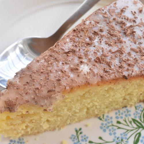 Kage med appelsin – nem opskrift på appelsinkage