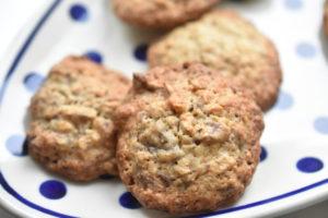 Cookies med appelsin og chokolade - nem opskrift