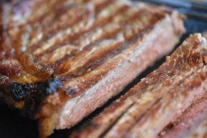 Cote de boeuf - fornem steak af oksehøjreb