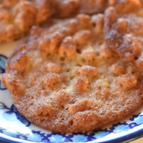 Guldkornskager - sprøde småkager med guldkorn