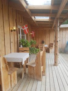 Høbjerg Café og Gårdbutik - virkelig et besøg værd