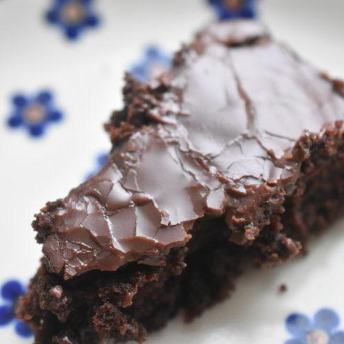 Chokoladekage - opskrift på nem og lækker kage