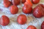Clafoutis med jordbær på ½ time - nem opskrift