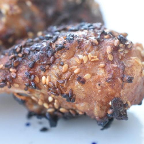Kylling på grill eller i ovn - nem opskrift
