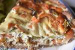 Tærte - opskrift på grov tærte med porrer & gulerødder