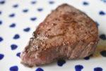 Minutsteaks - steaks med smør stegt på pande