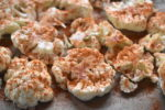 Bagt blomkål med paprika - nem og lækker opskrift