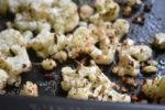 Bagt blomkål - lækker opskrift med parmesan