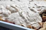 Brombærkage med kokosmarengs - nem kage med brombær