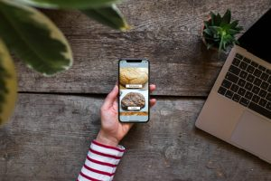 Så er Bagenørdens nye flotte app i luften