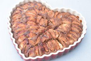 Kanelkage med kanel og kokos lækker opskrift