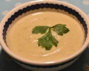 Rodfrugtsuppe - fedtfattig suppe med pastinak