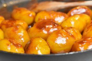 Brunede kartofler opskrift - lækre og perfekte
