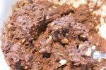Chokoladesmåkager med farin og peanuts