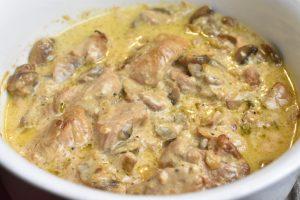 Mørbrad a la creme i ovn mør lækker opskrift