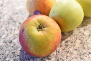Kage med æble og kanel - nem æblekage