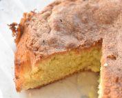 Sandkage opskrift - god klassisk skærekage