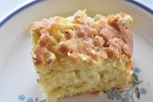 Kage med guldkorn sukkerbrødskage opskrift