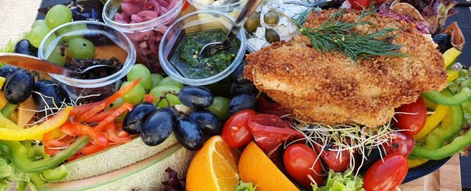 Spis ude hjemme - støt lokalt med take away