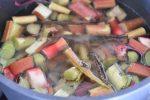 Rabarbersaft - hjemmelavet saft nem opskrift