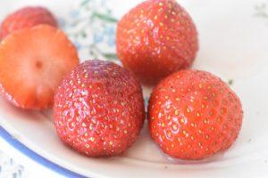 Jordbærkoldskål - lækker koldskål med jordbær