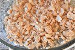 Jordbærkage med makroner - no bake cake