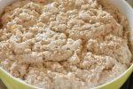 Havregrynsboller med yoghurt - koldhævede