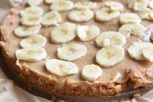 Banoffee pie banantærte med karamel opskrift