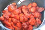 Jordbærkompot til skyr og dessert nem opskrift
