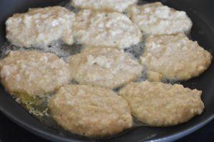 Klatkager af havregrød - havregrødsklatkager