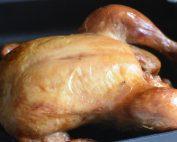Røget kylling i ovn - nem og lækker opskrift