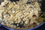 Stegte ris med æg og karry - nem opskrift