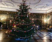 Jul på slottet - på tur til Gammel Estrup
