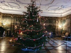 Jul på slottet - julemarked på Gammel Estrup