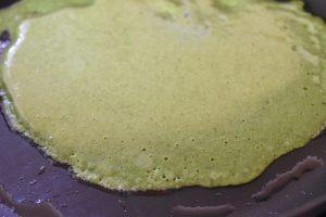 Spinatpandekager - sunde madpandekager