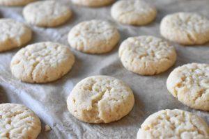 Fedtkager med smør - drømme småkager