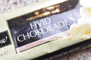 Trøfler med hvid chokolade og kokos opskrift