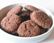 Drømme småkager med kakao a la fedtkager