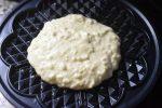 Vafler med ris a la mande - klatkage vafler
