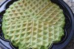Grønkålsvafler - sunde vafler med grøntsager