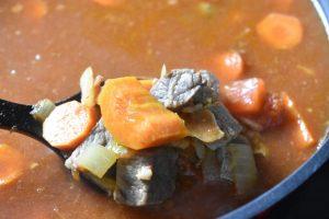 Gullashsuppe ungarsk gullash suppe opskrift