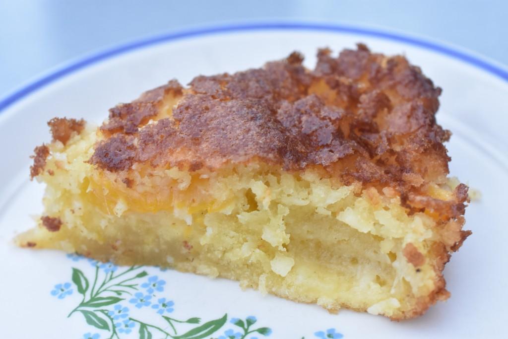 Mandarin kage med kokos nem lækker opskrift