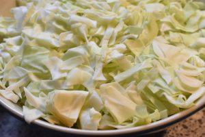 Stegt spidskål med æbler - nem sund opskrift