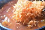 Lasagnesuppe - nem suppe med lasagne smag