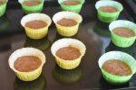 Påskemuffins med gulerod - nem påskekage