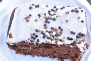 Chokoladekage med appelsin yoghurt uden æg