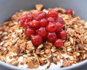 Granola - nem opskrift på hjemmelavet müsli