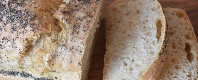 Koldhævet franskbrød - langtidshævet brød