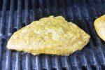 Kyllingebryst med marinade på grill - saftig