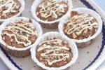 Squashmuffins - sunde muffins med squash